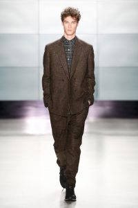 Tweed Blazer by Brett Johnson